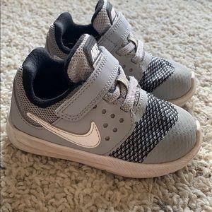 Little boy size 6, Nike sneakers.